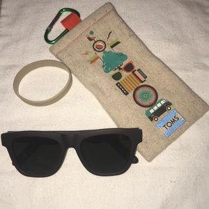 Toms exclusive ACL men's Dalston Sunglasses NEW